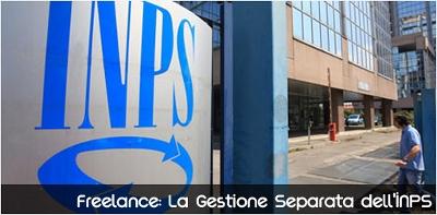 Nuovo articolo – Gestione separata INPS