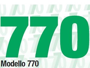 Proroga della scadenza per l'invio telematico del modello 770/2012
