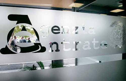 Archivio dei conti correnti presso l'Agenzia delle Entrate