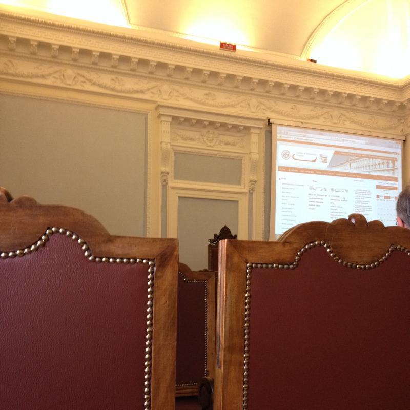Seminari alla CCIAA di Caserta