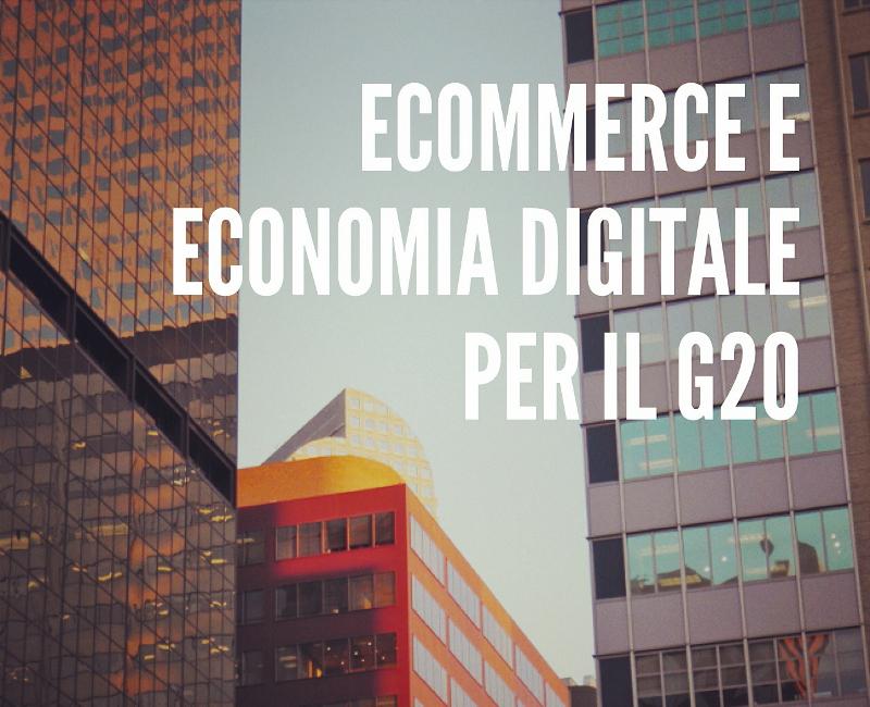 L'economia digitale secondo il G20