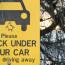Intestazione temporanea di veicoli obbligatoria