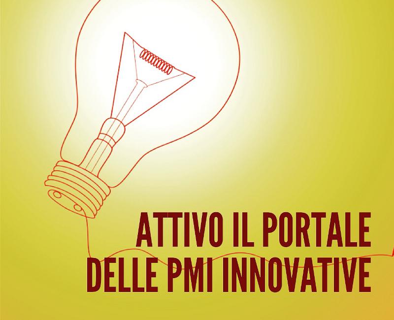 Attivo il portale delle PMI innovative