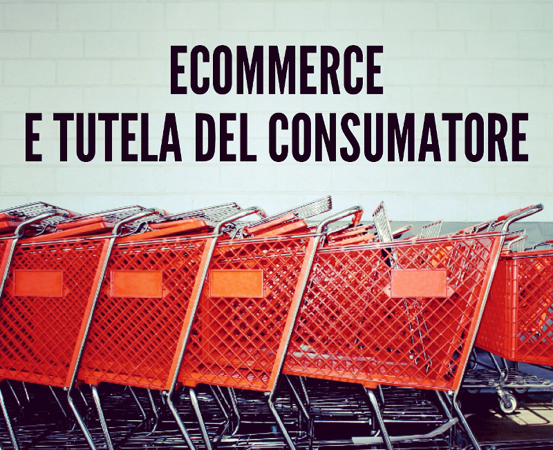 Commercio elettronico e tutela del consumatore