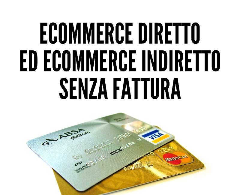 E-commerce diretto equiparato all'e-commerce indiretto
